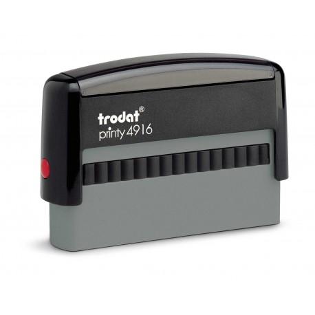 Trodat Printy Line 4916 - 70x10 mm, max. 2 Zeilen