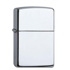 Zippo Chrome high polished 1.021.250 - mit individueller Gravur