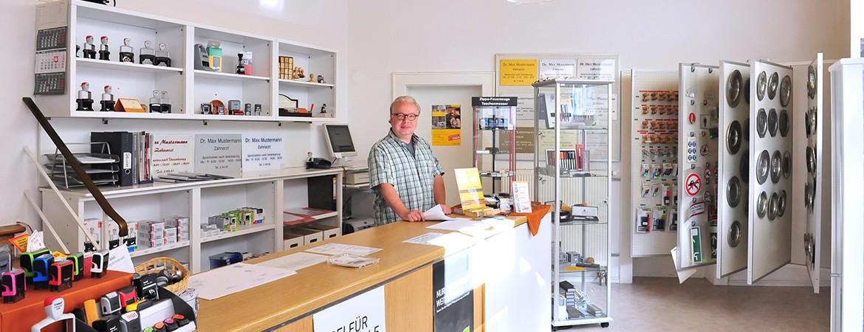 Herzlich Willkommen bei Stempel Schmidt Bamberg